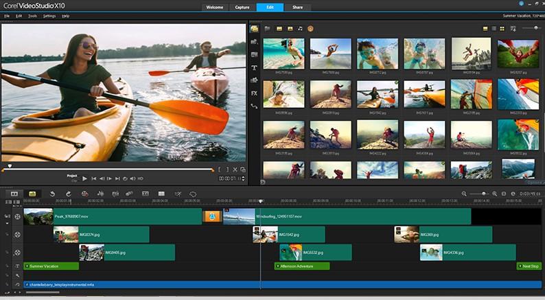 Corel VideoStudio Ultimate - Aplikasi Edit Video