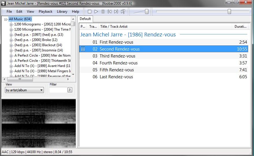 Foobar2000 untuk Window dan Mac